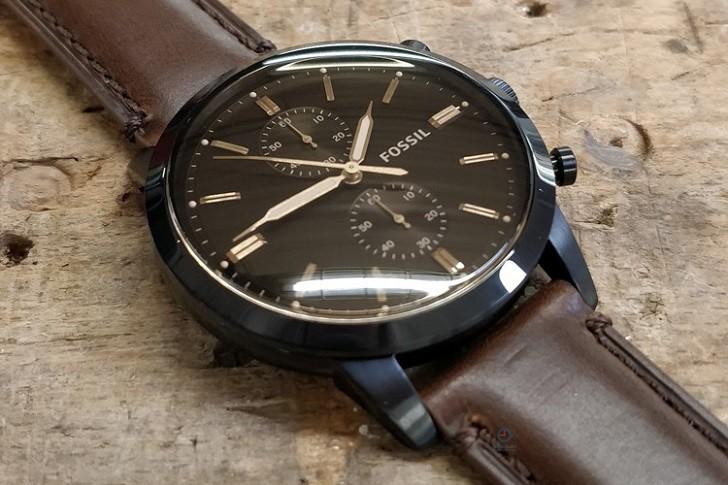 Đồng hồ thời trang Fossil FS5437 tích hợp tính năng Chronograph - Ảnh 2