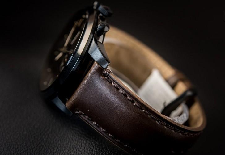 Đồng hồ thời trang Fossil FS5437 tích hợp tính năng Chronograph - Ảnh 5