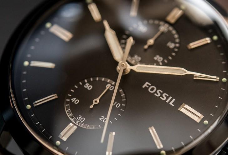 Đồng hồ thời trang Fossil FS5437 tích hợp tính năng Chronograph - Ảnh 7