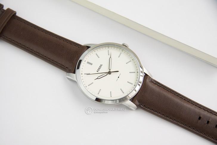 Đồng hồ Fossil FS5439: Trưởng thành, lịch lãm trong thiết kế - Ảnh 1