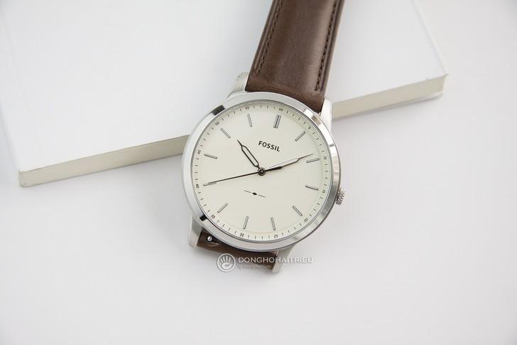 Đồng hồ Fossil FS5439: Trưởng thành, lịch lãm trong thiết kế - Ảnh 2