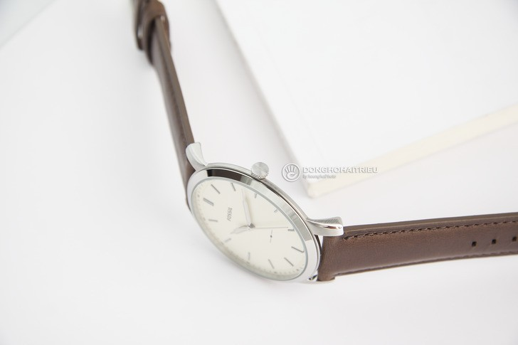 Đồng hồ Fossil FS5439: Trưởng thành, lịch lãm trong thiết kế - Ảnh 5