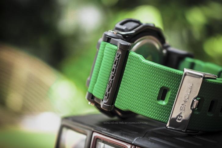 """G-Shock GD-400-3DR Sở Hữu """"Bộ Sưu Tập"""" Chức Năng Ấn Tượng - 4"""