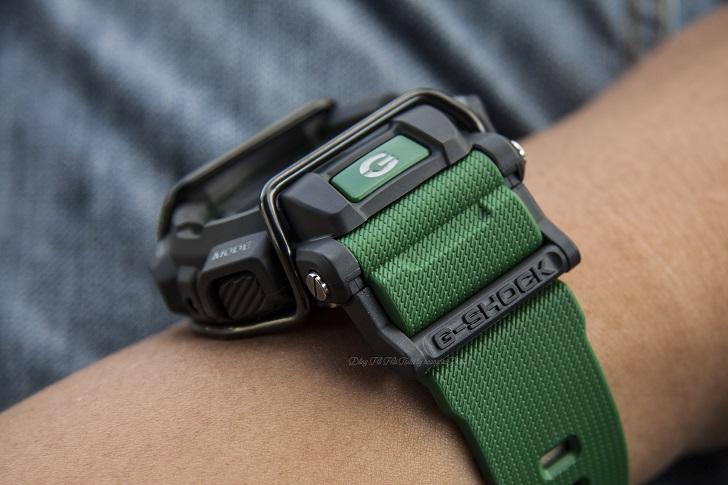 """G-Shock GD-400-3DR Sở Hữu """"Bộ Sưu Tập"""" Chức Năng Ấn Tượng - 5"""