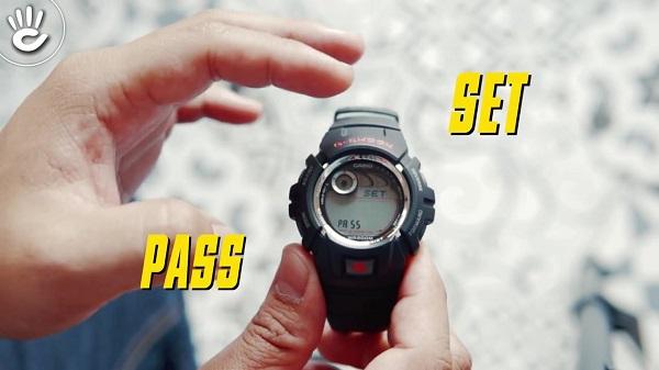 Hướng Dẫn Sử Dụng Chức Năng Đặc Biệt Trên G-Shock G-2900F-1VDR - 3