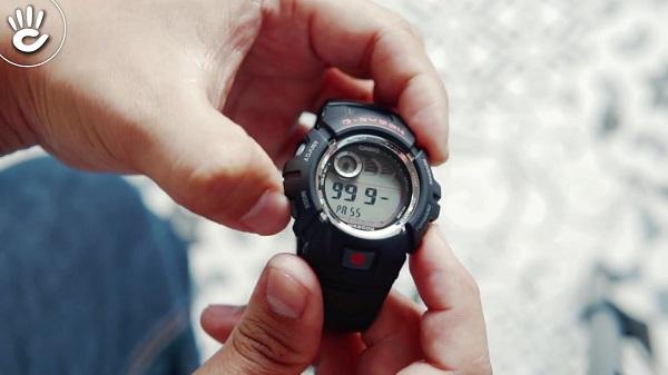 Hướng Dẫn Sử Dụng Chức Năng Đặc Biệt Trên G-Shock G-2900F-1VDR - 5