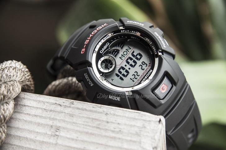 Hướng Dẫn Sử Dụng Chức Năng Đặc Biệt Trên G-Shock G-2900F-1VDR - 2