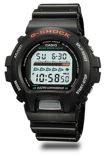 Lịch Sử Các Dòng Đồng Hồ G-Shock (Tóm Tắt Qua Năm Ra Mắt) 1994 DW-6600