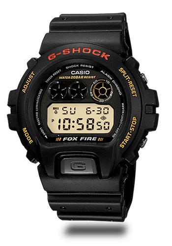 Lịch Sử Các Dòng Đồng Hồ G-Shock (Tóm Tắt Qua Năm Ra Mắt) 1995 DW-6900
