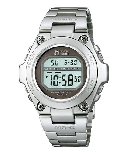Lịch Sử Các Dòng Đồng Hồ G-Shock (Tóm Tắt Qua Năm Ra Mắt) 1996 MRG-100