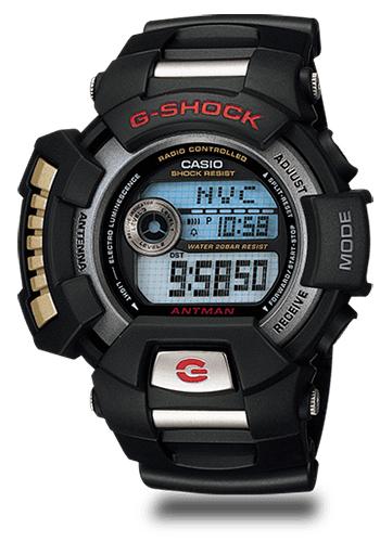 Lịch Sử Các Dòng Đồng Hồ G-Shock (Tóm Tắt Qua Năm Ra Mắt) 2000 GW-100