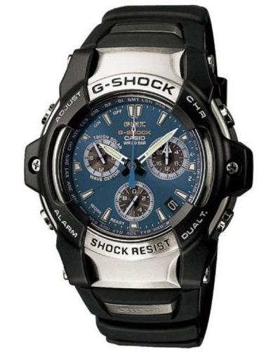 Lịch Sử Các Dòng Đồng Hồ G-Shock (Tóm Tắt Qua Năm Ra Mắt) 2005 GS-1000