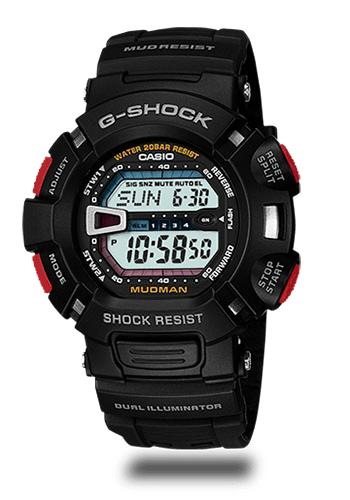 Lịch Sử Các Dòng Đồng Hồ G-Shock (Tóm Tắt Qua Năm Ra Mắt) 2007 G-9000