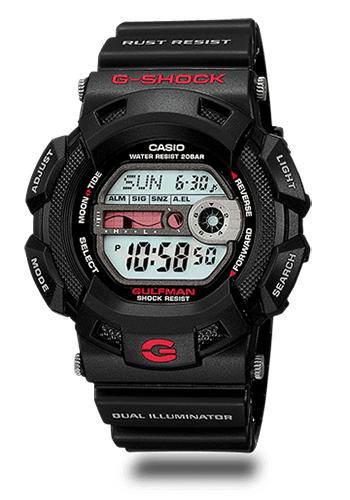 Lịch Sử Các Dòng Đồng Hồ G-Shock (Tóm Tắt Qua Năm Ra Mắt) 2007 G-9100