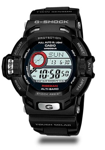 Lịch Sử Các Dòng Đồng Hồ G-Shock (Tóm Tắt Qua Năm Ra Mắt) 2008 G-9200