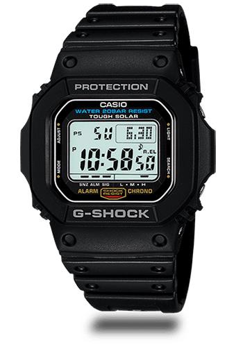 Lịch Sử Các Dòng Đồng Hồ G-Shock (Tóm Tắt Qua Năm Ra Mắt) 2009 G-5600E