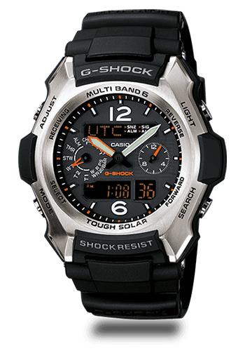 Lịch Sử Các Dòng Đồng Hồ G-Shock (Tóm Tắt Qua Năm Ra Mắt) 2009 GW-2500