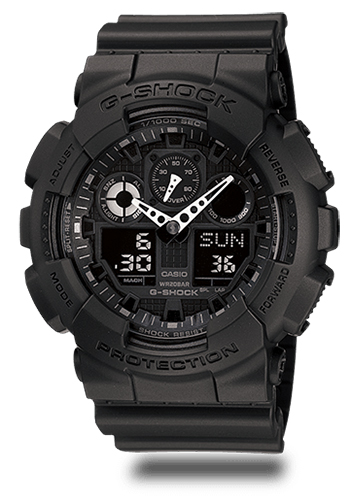 Lịch Sử Các Dòng Đồng Hồ G-Shock (Tóm Tắt Qua Năm Ra Mắt) 2010 GA-100