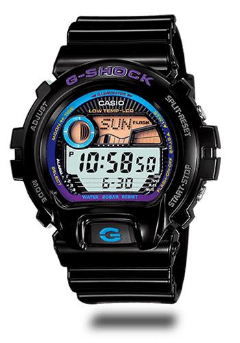 Lịch Sử Các Dòng Đồng Hồ G-Shock (Tóm Tắt Qua Năm Ra Mắt) 2010 , GLX-6900