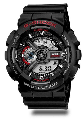 Lịch Sử Các Dòng Đồng Hồ G-Shock (Tóm Tắt Qua Năm Ra Mắt) 2010 GA-110