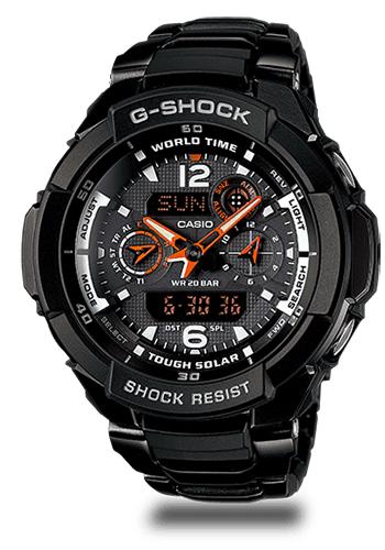 Lịch Sử Các Dòng Đồng Hồ G-Shock (Tóm Tắt Qua Năm Ra Mắt) 2010 G-1250