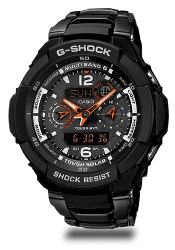 Lịch Sử Các Dòng Đồng Hồ G-Shock (Tóm Tắt Qua Năm Ra Mắt) 2010 GW-3500