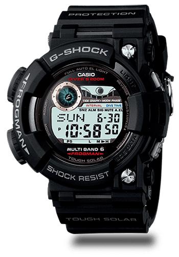 Lịch Sử Các Dòng Đồng Hồ G-Shock (Tóm Tắt Qua Năm Ra Mắt) 2011 GF-1000