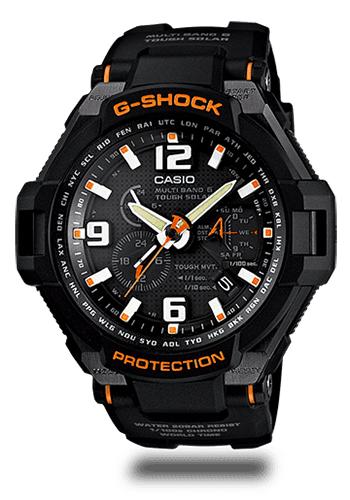 Lịch Sử Các Dòng Đồng Hồ G-Shock (Tóm Tắt Qua Năm Ra Mắt) 2012 GW-4000