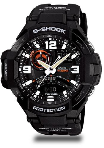 Lịch Sử Các Dòng Đồng Hồ G-Shock (Tóm Tắt Qua Năm Ra Mắt) 2013 GA-1000