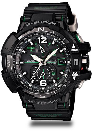 Lịch Sử Các Dòng Đồng Hồ G-Shock (Tóm Tắt Qua Năm Ra Mắt) 2013 GW-A1100