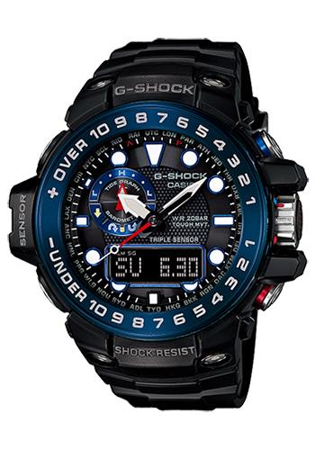 Lịch Sử Các Dòng Đồng Hồ G-Shock (Tóm Tắt Qua Năm Ra Mắt) 2014 GWN-1000B