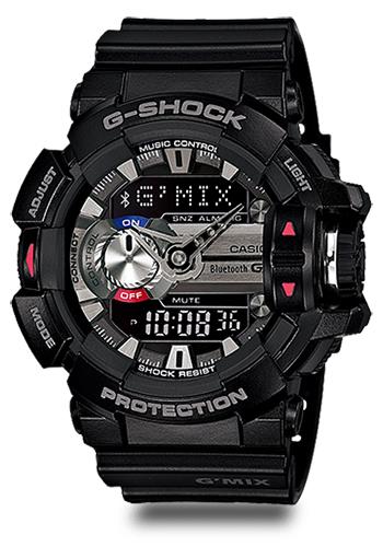 Lịch Sử Các Dòng Đồng Hồ G-Shock (Tóm Tắt Qua Năm Ra Mắt) 2014 GBA-400