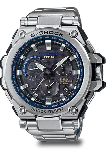 Lịch Sử Các Dòng Đồng Hồ G-Shock (Tóm Tắt Qua Năm Ra Mắt) 2015 MTG-G1000