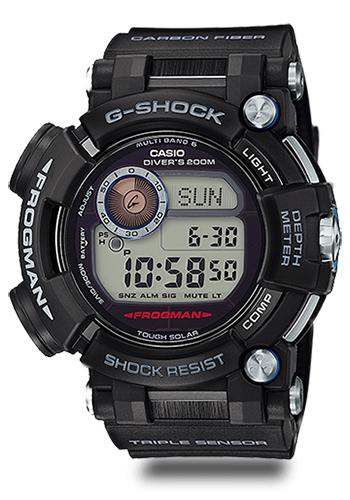 Lịch Sử Các Dòng Đồng Hồ G-Shock (Tóm Tắt Qua Năm Ra Mắt) 2016 GWF-D1000