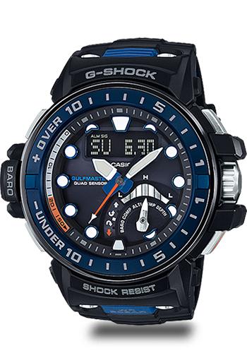 Lịch Sử Các Dòng Đồng Hồ G-Shock (Tóm Tắt Qua Năm Ra Mắt) 2016 GWN-Q1000