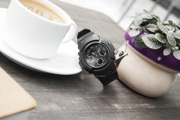 Lịch Sử Các Dòng Đồng Hồ G-Shock (Tóm Tắt Qua Năm Ra Mắt) AW-591BB-1ADR