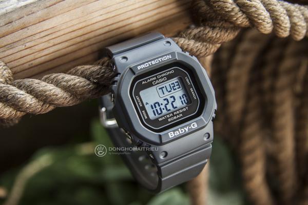 Lịch Sử Các Dòng Đồng Hồ G-Shock (Tóm Tắt Qua Năm Ra Mắt) BGD-560-1DR DW-5000C