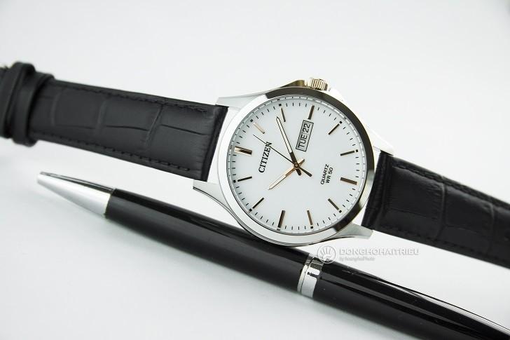 Đồng hồ nam Citizen BF2009-11A giá rẻ, thay pin miễn phí - Ảnh 1
