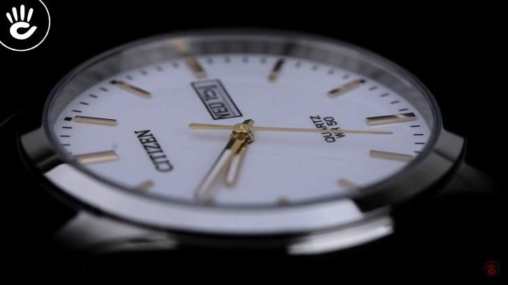 Đồng hồ nam Citizen BF2009-11A giá rẻ, thay pin miễn phí - Ảnh 2