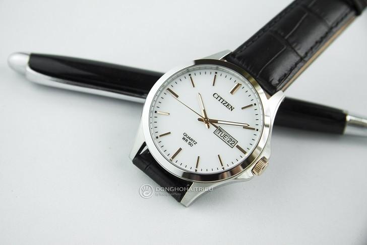 Đồng hồ nam Citizen BF2009-11A giá rẻ, thay pin miễn phí - Ảnh 4