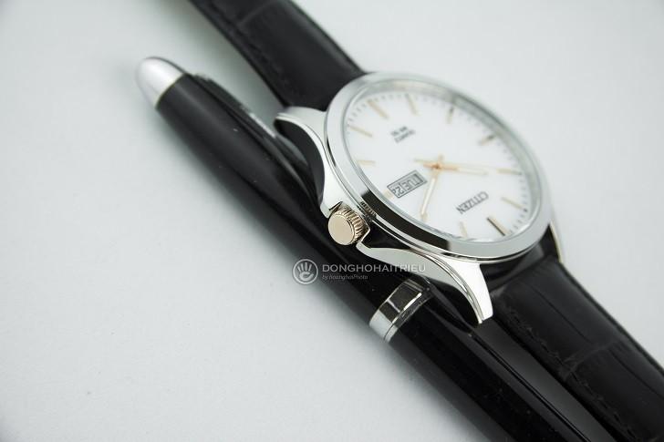 Đồng hồ nam Citizen BF2009-11A giá rẻ, thay pin miễn phí - Ảnh 5