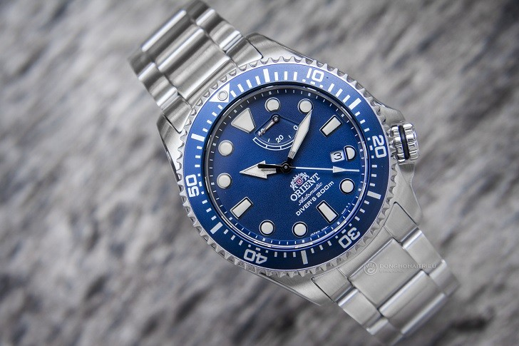 Đồng hồ Orient RA-EL0002L00B máy cơ, chống nước đến 20ATM - Ảnh 1