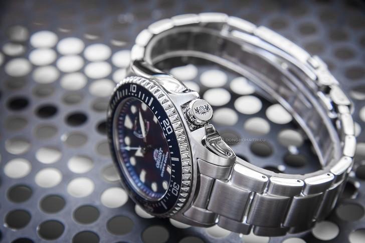 Đồng hồ Orient RA-EL0002L00B máy cơ, chống nước đến 20ATM - Ảnh 2