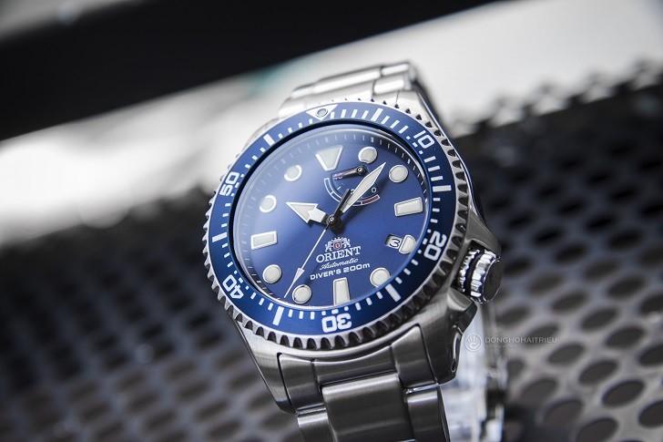 Đồng hồ Orient RA-EL0002L00B máy cơ, chống nước đến 20ATM - Ảnh 6