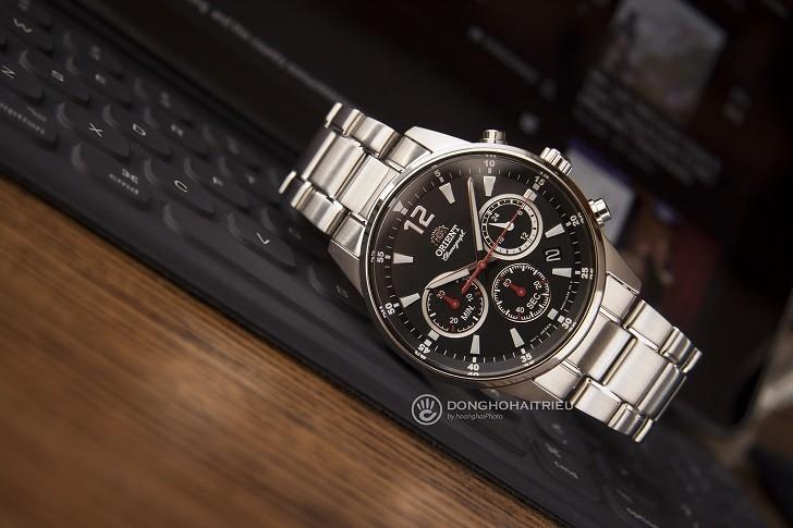Đồng hồ Orient RA-KV0001B10B thay pin trọn đời miễn phí - Ảnh 1