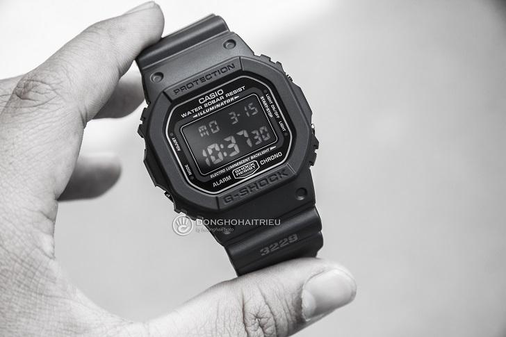 Phiên Bản G-Shock DW-5600MS-1DR Sở Hữu Mặt Vuông Hiếm Thấy - 1