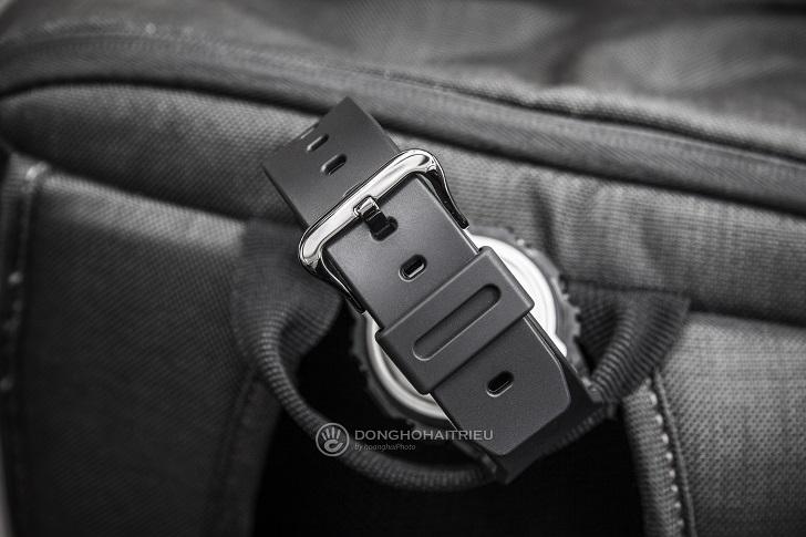 Phiên Bản G-Shock DW-5600MS-1DR Sở Hữu Mặt Vuông Hiếm Thấy - 3