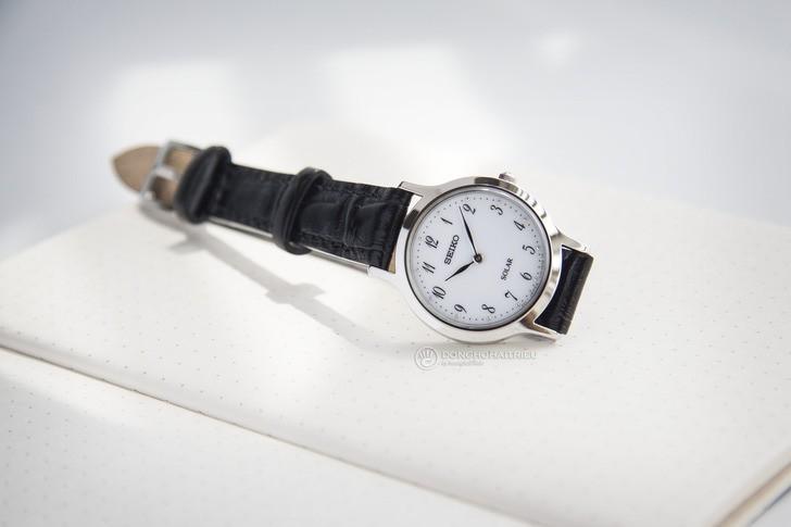 Đồng hồ Seiko SUP369P1 bộ máy năng lượng ánh sáng tự sạc - Ảnh 2