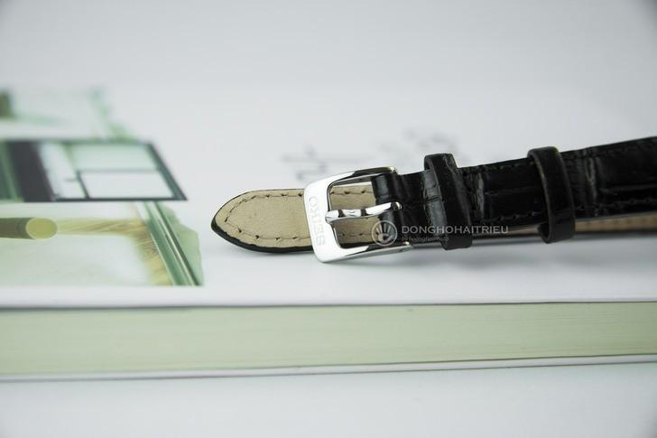 Đồng hồ Seiko SUP369P1 bộ máy năng lượng ánh sáng tự sạc - Ảnh 4