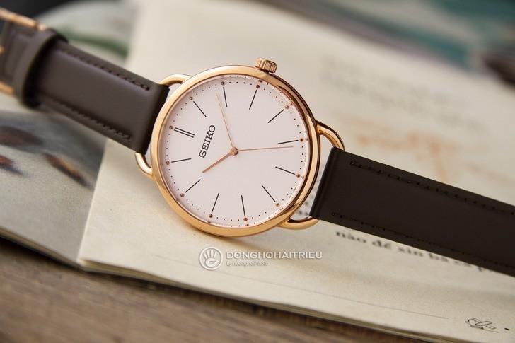 Đồng hồ Seiko SUR234P1 giá rẻ, thay pin miễn phí trọn đời - Ảnh 1